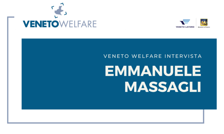 Veneto Welfare intervista Emmanuele Massagli