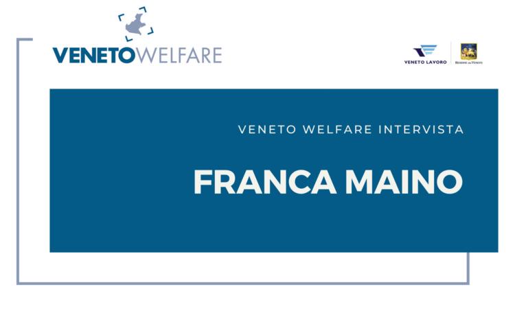 Veneto Welfare intervista Franca Maino