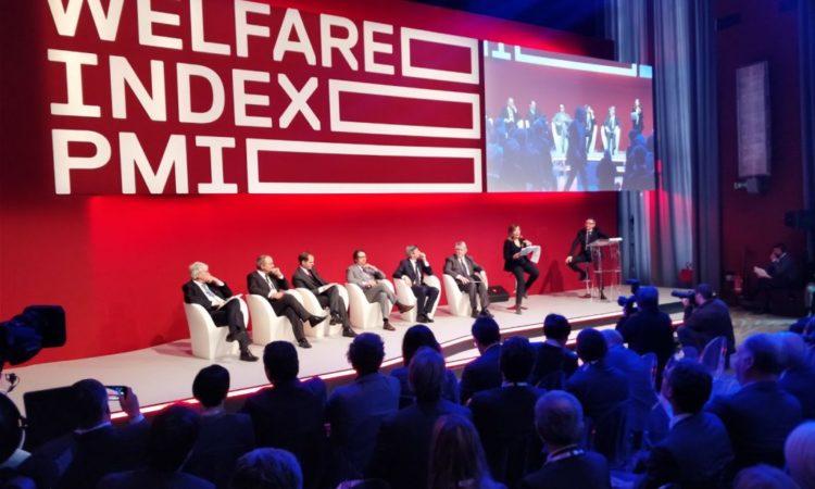 10 Imprese venete tra le  78 premiate a Roma  nella quinta edizione del Welfare Index PMI